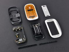 Magic Mouse teardown reveals extra intelligence | The ever-reliable ifixit has again provided us with a beautiful tear-down of the new multitouch Magic Mouse from Apple, revealing that it's '22.5 times smarter than the average mouse'. Buying advice from the leading technology site