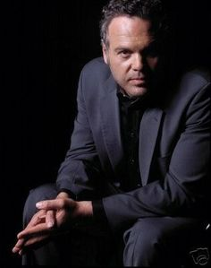The multi-talented Vincent DOnofrio, actor, writer, director and singer. lizabethf