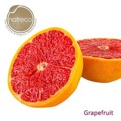 TRIVIA: The redder the grapefruit is, the more antioxidants it contains. - www.natreco.com