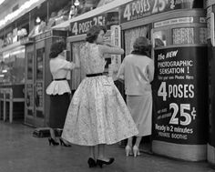 1950's New York Photo Booth