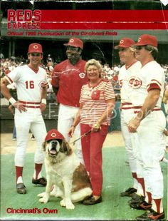 Vintage Cincinnati Reds Program Souvenir Book- Can't get it on Etsy anymore Pete Rose, Cincinnati Reds Baseball, Indianapolis Colts, Pittsburgh Steelers, Dallas Cowboys, Baseball Classic, Johnny Bench, Go Red, Sports Figures