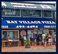 Many memories of securing a table and eating with the kids and now grandkids. On and Bay Ave Beach Haven LBI 609 492 4484 Jersey Girl, New Jersey, Nj Shore, Bay Village, Beach Haven, Long Beach Island, All Things New, Old Houses, Grandkids