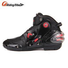 Motorcycle Racing Boots Breathable Boot
