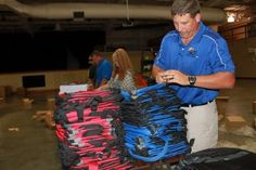Combined efforts from Broad River Electric Cooperative members, employees and a local employer served by the utility, have provided 2,500 book bags, with school supplies, to elementary students across the upstate of South Carolina.