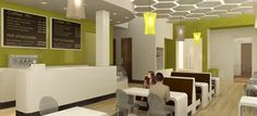 Coffee shop Andrea Rodriguez Desings