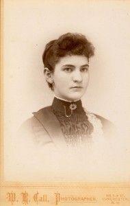 Immigrant to New Hampshire: Cora Alvina Parnell (1868-1913)