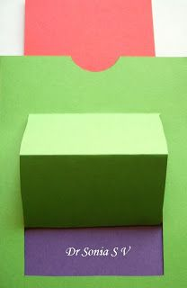 Cards ,Crafts ,Kids Projects: Pop Up Slider Card Tutorial