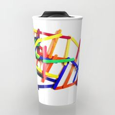 Elisavet's colored home! Hand made by Elisavet when she was 3 years old! New Age, Summer Of Love, Yoga Meditation, 3 Years, Reiki, Namaste, Travel Mug, Masters, Alternative