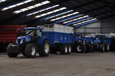 Afbeelding New Holland Ford, New Holland Tractor, Agriculture, Farming, Ford Tractors, Heavy Equipment, Monster Trucks, Vehicles, Rolling Stock