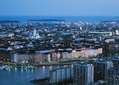 About one million residents live in the Greater Helsinki area, which consists of…