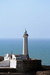 Phare de Rabat - Maroc