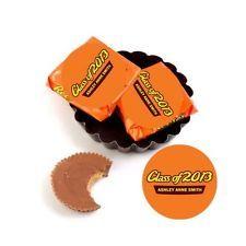 "12 GRADUATION Party Favors Reeses Cups Labels OR Lollipop Stickers 2.5"""