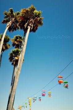 Santa Cruz, California great old fashion board walk and beach California Dreamin', Northern California, Beautiful World, Beautiful Places, Nevada, Voyage Usa, Road Trip, Surf City, Places To See