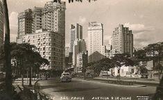 12 incríveis postais paulistanos antigos