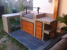 Outdoor Furniture, Outdoor Decor, Outdoor Storage, Barbecue, Household, Deck, Exterior, Landscape, Landscaping Ideas