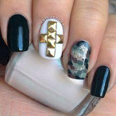 Instagram photo by cathirenenails #nail #nails #nailart