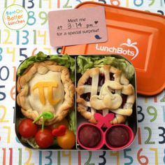 BentOnBetterLunches: Edible Geekery : Bring Me Some Pi!