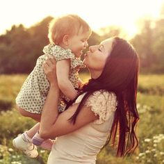 mom and baby pic...so sweet