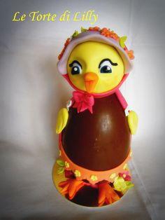 Uova decorate