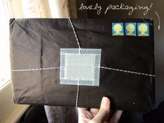 MY FIRST PACKAGE SWAP: Anouck