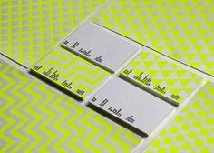 Stationery by Collate