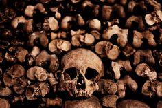 catacombs skull www.dangrahamphotography.com follow me on - www.facebook.com/DanGrahamPhotography