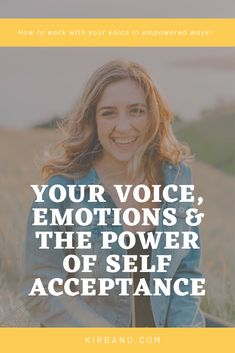 Do you use wish to heal yourself? Find your voice. As we develop the voice, we heal ourselves - transforming blocks that hold us back. Voice training is healing. It is a form of self-love. #voicetrainging #theyogisvoice #voicewarmups #voiceexercises #voicetherapy #yogateacher #yogavoice #yoga #findyourvoice #ebook #voicehealt Voice Warm Ups, Voice Therapy, Singing Exercises, Building Self Confidence, Stress Relief Tips, Stress Busters, Singing Tips, Thing 1, Self Acceptance