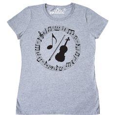 06cd09507ffbf 71 Best Violin T-shirts images in 2019   Violin, Shirts, Violin music