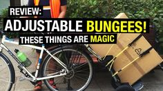 Review: Magical Adjustable Bungees!