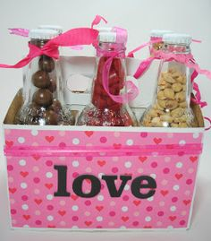 Joy Is At Home: DIY Valentines Day Candy Gift