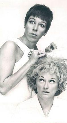 Child of the Sixties Forever: Carol Burnett & Phyllis Diller
