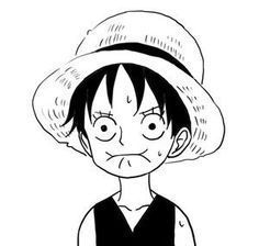 One piece manga luffy One Piece Meme, One Piece Manga, One Piece ルフィ, One Piece Drawing, One Piece Images, One Piece Luffy, One Piece Tattoos, Pieces Tattoo, Anime One