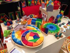 Grimm's New Products presented at Nuremberg Toy Fair 2013 <3