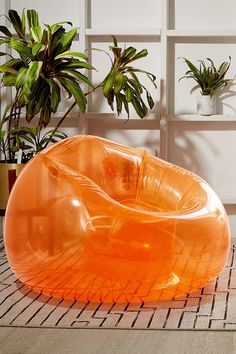 Shop Trixie Inflatable Chair at Urban Outfitters today. We carry all the latest styles, colors and brands for you to choose from right here. Inflatable Furniture, Inflatable Chair, My New Room, My Room, Dorm Room, Urban Outfitters Furniture, Bubble Chair, Indie Room, Pool Floats