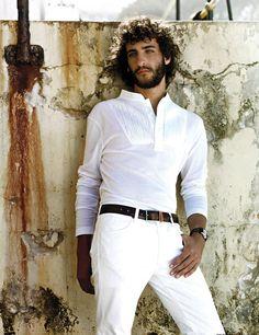 #tuxedo shirt #mao neckline