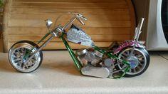Retro chooper custom handmade by ( faisal rizal )