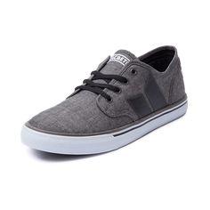 Mens Macbeth Langley Skate Shoe, Black | Journeys Shoes