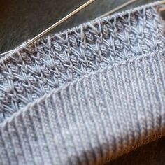 Anybody else do the thing where they really want to finish the repeat so they can see the next striperow of diamondsbit of rainbow yarn finish up This one has some serious just lemme finish this repeat real quick mojo going on and I swear it makes it feel faster Question rundown for anyone playing along at home The yarn is mrscrosbyplays Satchel in Graystone Its going to be a hat Yes there will be a pattern and the corollary no I wont tell you how to do the stitch in an ig post but I totally…