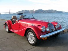 """Morgan 3 Wheeler, Morgan Plus 8, new and used Morgan cars for sale from Isis Imports Ltd."""