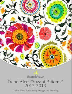 Suzani Fabrics and Patterns Textile Prints, Textile Design, Fabric Design, Pattern Design, Suzani Fabric, Patio Pillows, Fabric Wallpaper, Fiber Art, Print Patterns