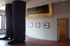 ILYA KABAKOV http://www.widewalls.ch/artist/ilya-kabakov/ #drawing #installation #sculpture