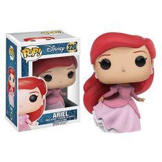 The Little Mermaid Ariel Gown Version Pop! Vinyl Figure - Funko - Little Mermaid…