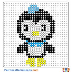 Octonautas plantillas hama beads web 76bb2