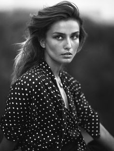 Andreea Diaconu is Gorgeous for Vogue China November 2015