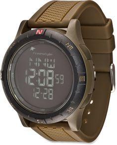 Freestyle Male Navigator 3.0 Digital Compass Watch - Men's