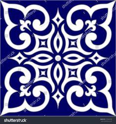 Geometric Islamic Pattern Arabesque blue and white., Geometric Islamic Pattern Arabesque blue and white. Geometric Islamic Pattern Arabesque blue and white. Stencil Templates, Stencil Patterns, Tribal Patterns, Stencil Designs, Tile Patterns, Fabric Patterns, Stencils, Islamic Art Pattern, Arabic Pattern