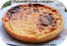 Testez cette recette de flan pâtissier sans pâte et sans gluten, vous ne serez pas déçu!