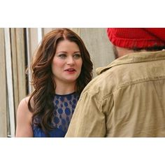 Emilie de Ravin ❤ liked on Polyvore featuring once upon a time, emilie de ravin and belle