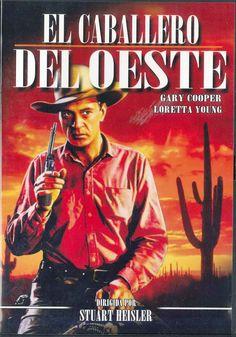 El caballero del Oeste, dirigida por Stuart Heisler.Dos cowboys se ven envueltos en una terrible confusión. Uno se llama Melody Jones y el otro Monte Jarrad,un pistolero reclamado y buscado por las autoridades, acusado de robos y asesinatos. Cuando el primero llega a la ciudad de Payville con su socio, sus habitantes creen reconocer en él al forajido. Pero Melody, lejos de desmentir la confusión, decide suplantar al forajido por el amor de una mujer, antigua novia del pistolero.