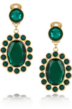 miu miu ive always wanted a piece of emerald green jewelry